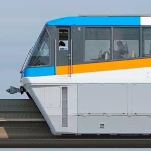 東京モノレール1000形1079編成(2代目塗装・山側)