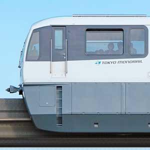 東京モノレール2000形2041編成(山側)