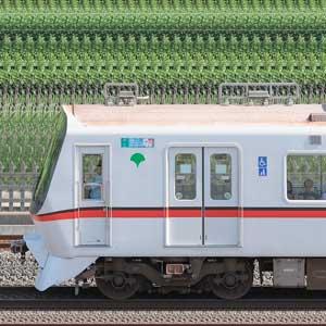 東京都交通局 浅草線 5300形5327編成(海側)