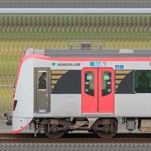 東京都交通局 浅草線 5500形5501編成(山側)