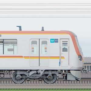 東京メトロ17000系17003