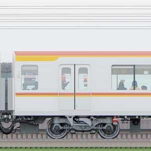 東京メトロ17000系17603
