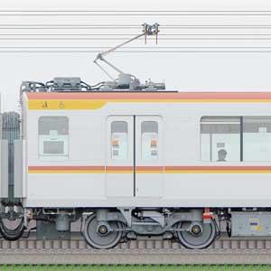 東京メトロ17000系17903