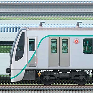 東急2020系2121編成(海側)