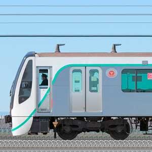東急2020系2126編成(海側)