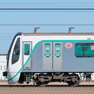 東急2020系2126編成(山側)