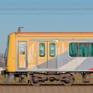 東急5050系4000番台4110編成「Shibuya Hikarie号」(山側)