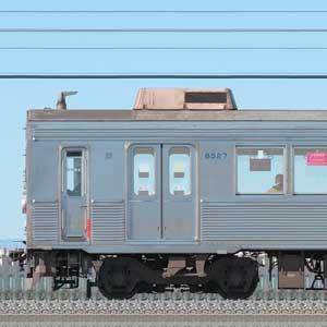 東急8500系8627編成(海側)
