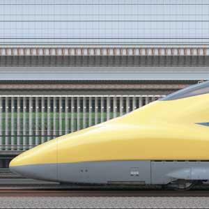 JR西日本923形新幹線電気軌道総合試験車