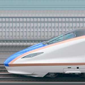 JR西日本W7系新幹線電車